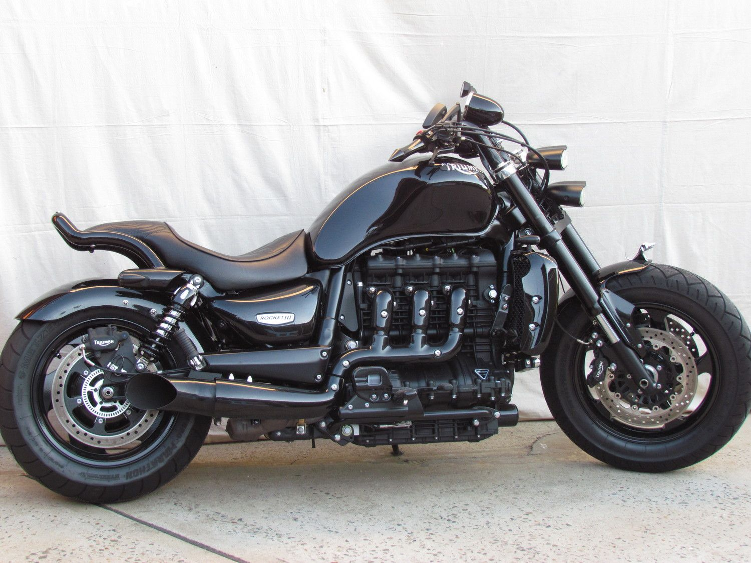 Triumph Rocket 3 This Is Very Very Nice Scoots And Such