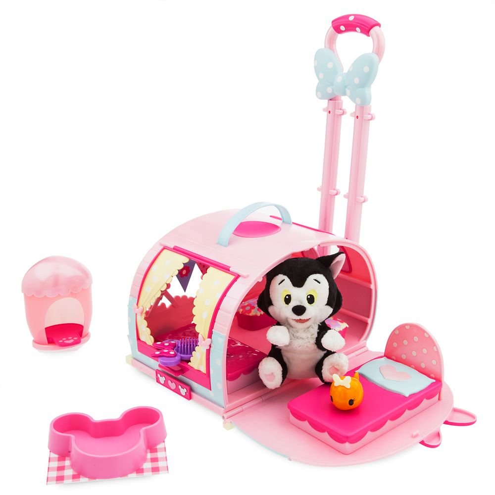 Figaro Pet Carrier Play Set shopDisney in 2020
