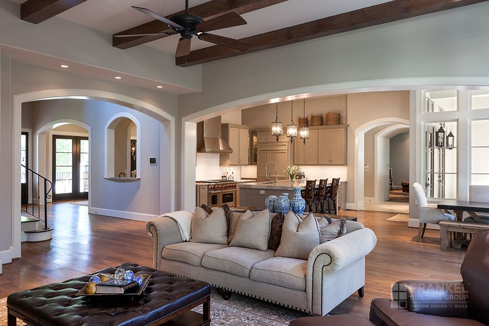 Awesome French Transitional   Frankel Building Group