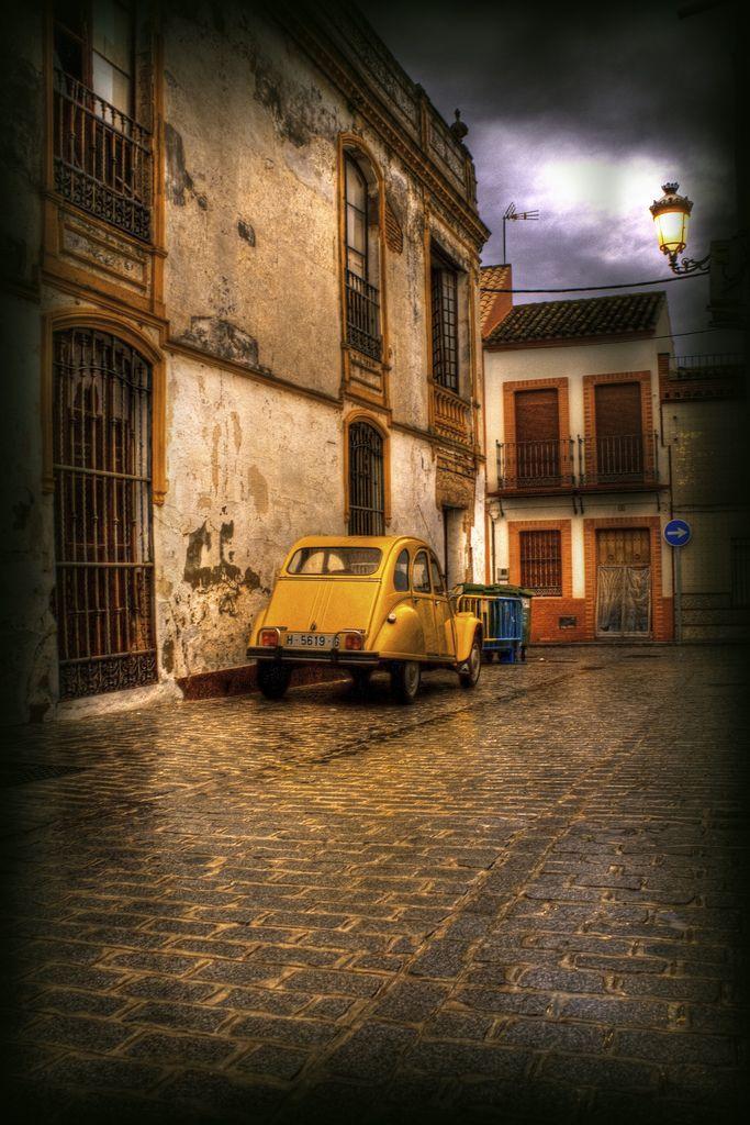 Olivares, Seville, Andalucía_ Spain