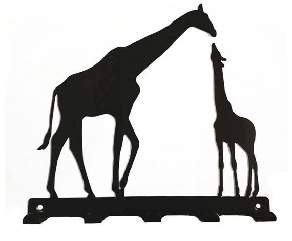 Image Result For Silhouette Of Mom And Baby Animals Giraffe Silhouette Animal Silhouette Giraffe Tattoos
