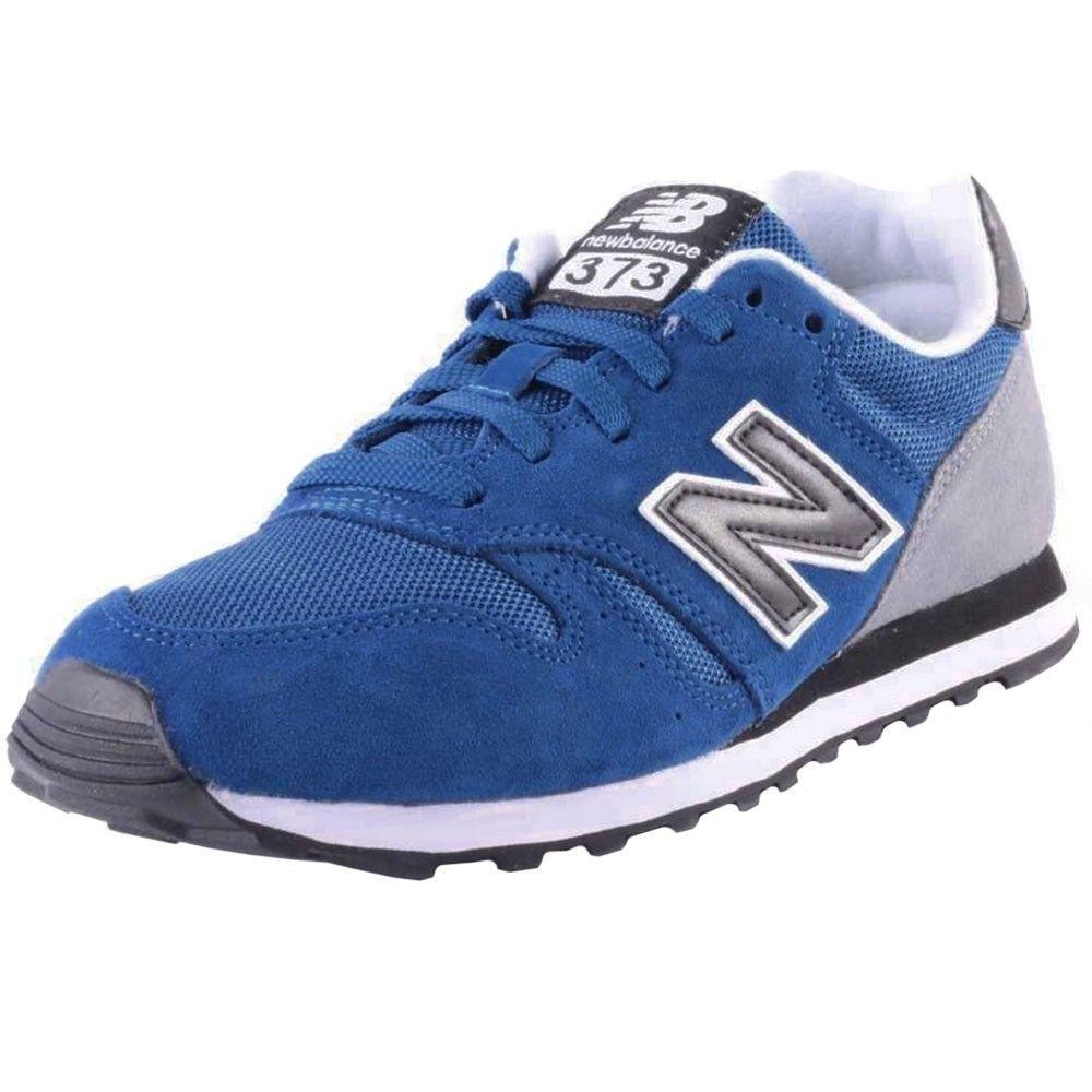new balance blau grau