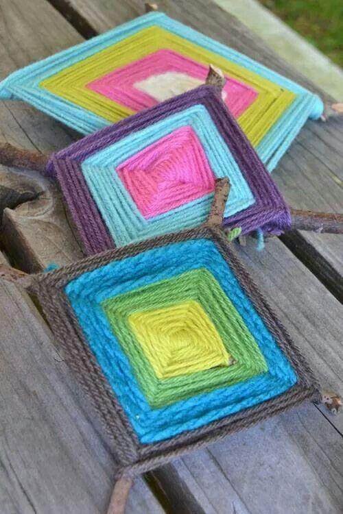 Cotillons Kid Crafts Crafts For Kids God S Eye Craft Crafts