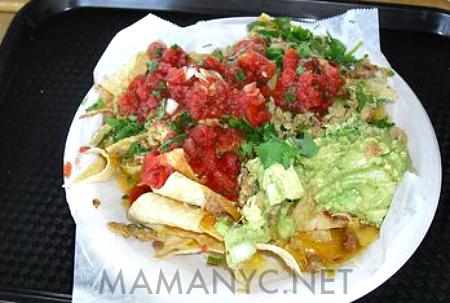 Chronic Tacos Enjoying Family, Mexican Food, Fresh Tacos