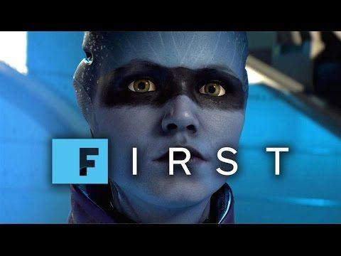 Mass Effect: Andromeda - Peebee Romance Scene ⋆ Game Site