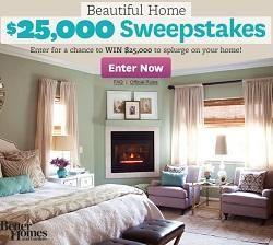 Beautiful Home Sweepstakes bhg beautiful home sweepstakes | giveaways and sweepstakes