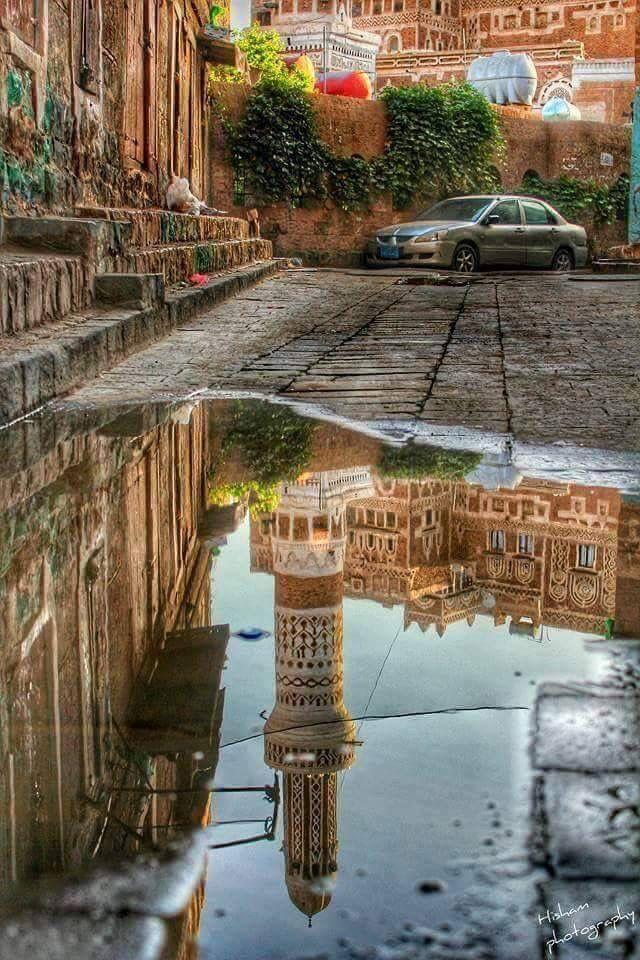 صور من بلادي اليمن Yemen Yemen Sanaa Beautiful Places