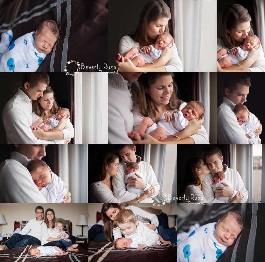 Newborn Lifestyle Photography session by Beverly Ruso Photography. Newborn, Lifestyle, Maternity, Baby, Family, Natural,