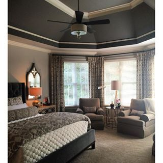 Livingroom Gauntlet Gray Paint Color Sw 7019 By Sherwin Williams View Interior And Exterior