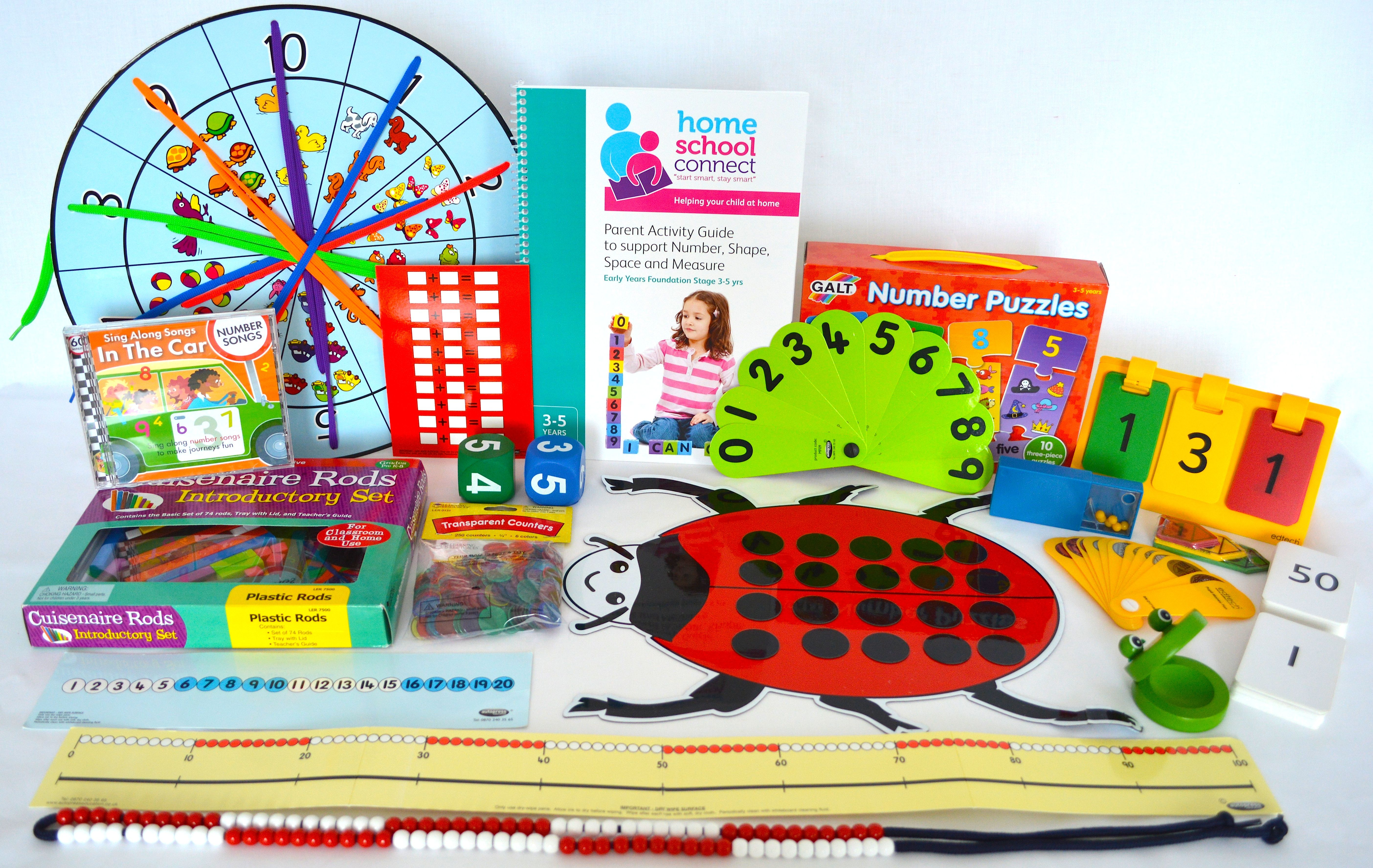 EYFS Maths ResourcesI like this but a little pricey. A nice package ...