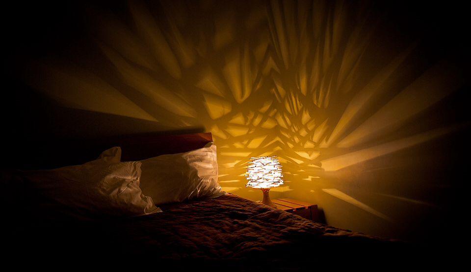 Mi first handmade a lamp  Моя первая ручная работа лампы.