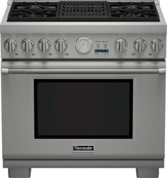 Thermador Pro Grand Professional Series Prl364nlg Range Cooker