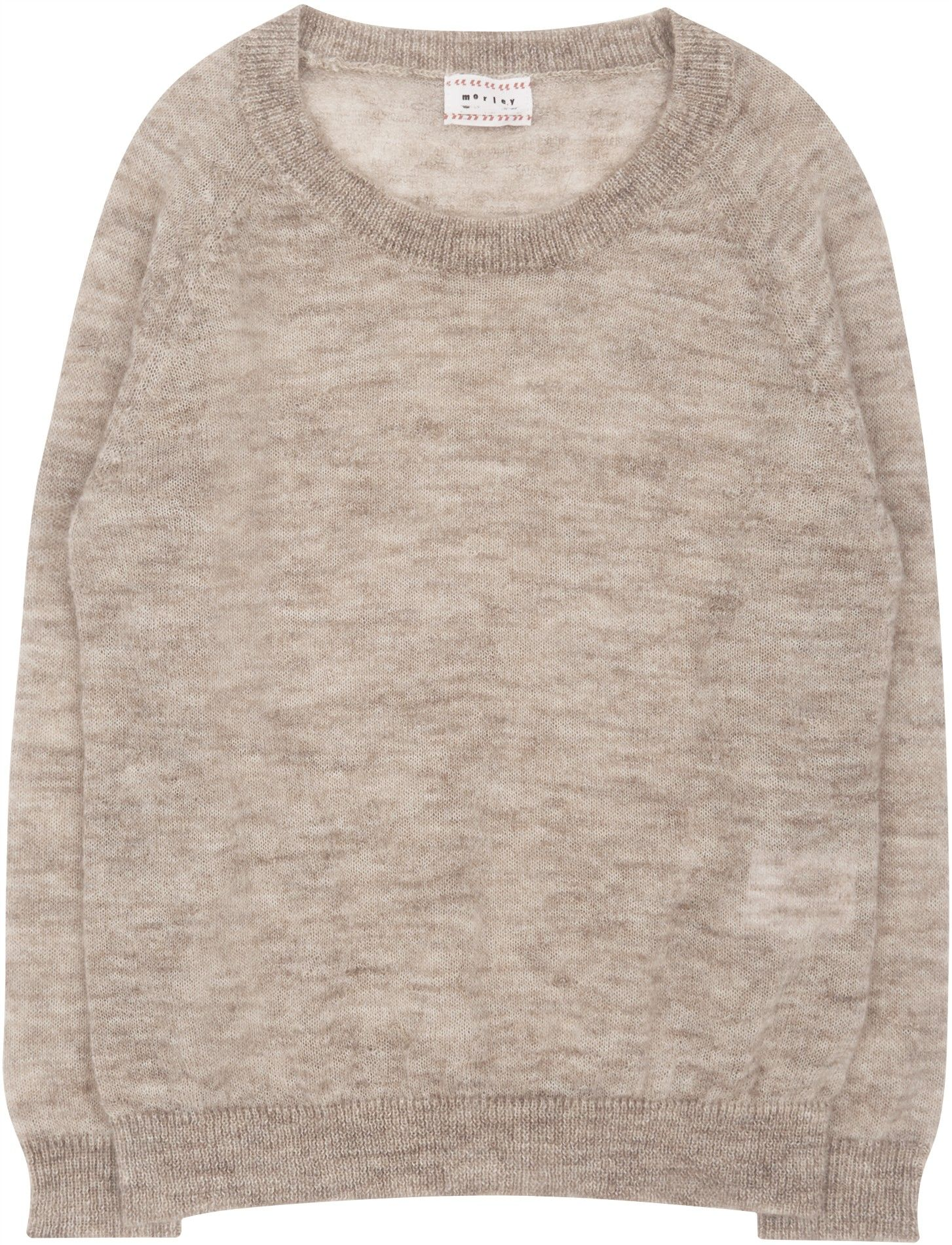 Shop The Morley Girls , Boys Chilli Jumper In Neutrals At Elias & Grace. Browse The Cutest Babies Clothes From Morley, Handpicked By Elias & Grace
