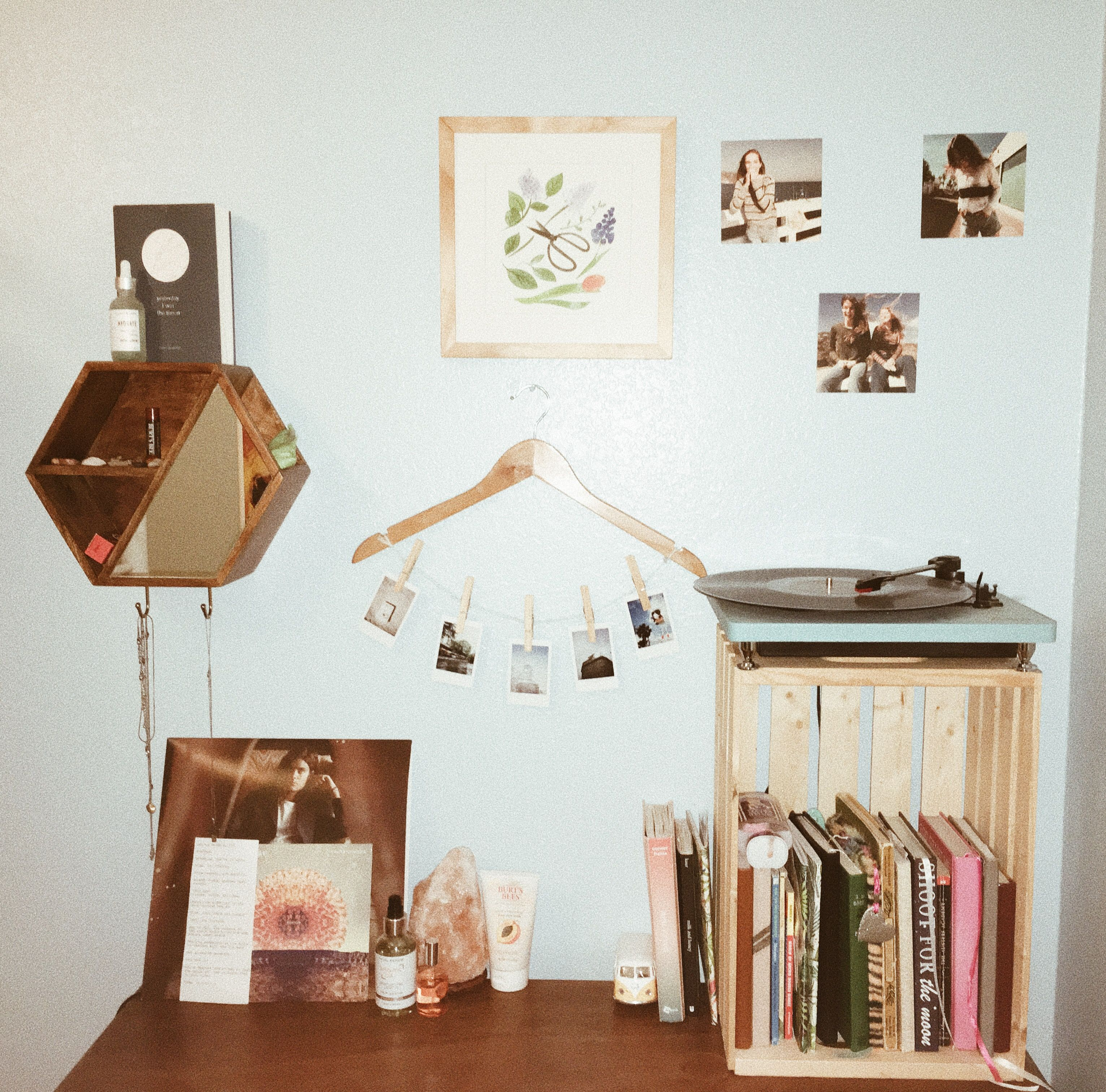 Study Space, Desk Setup, Interior