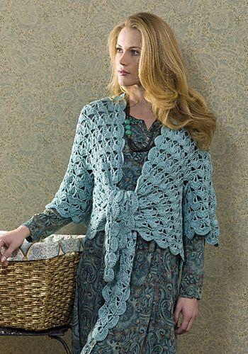 Ravelry: Zen Jacket pattern by Doris Chan | Crochet-Patterns ...