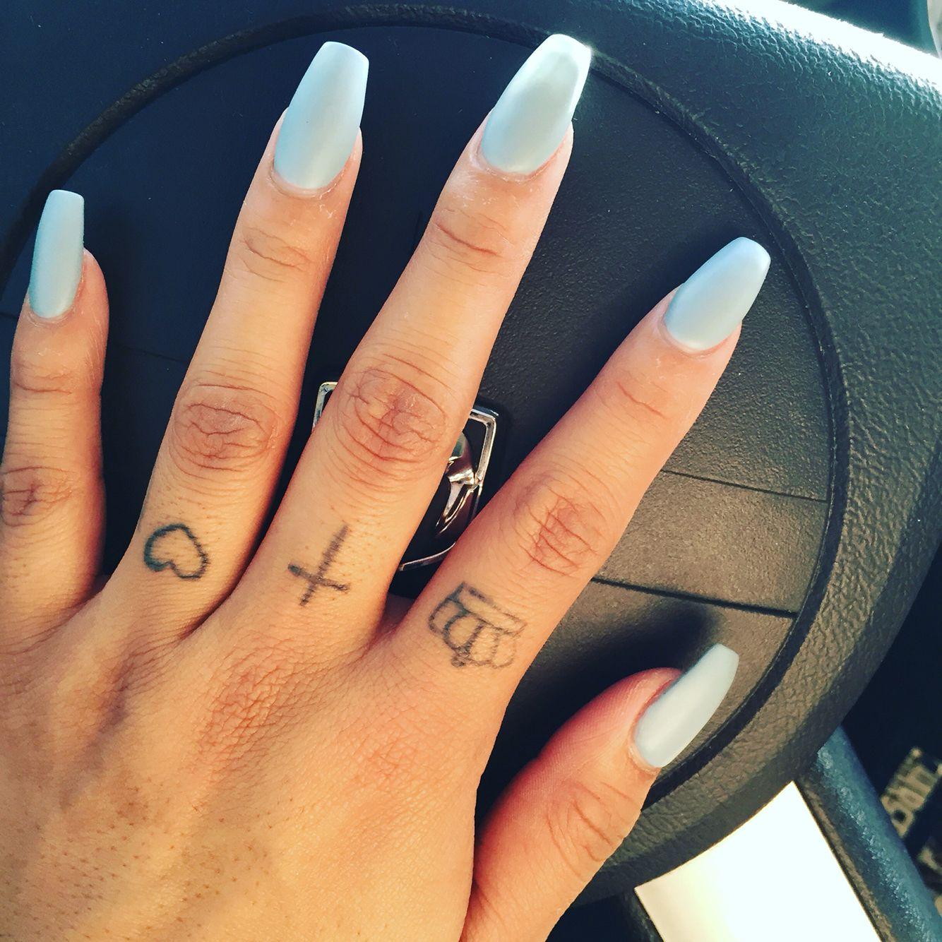 Matte nails #fresh#newset #acrylic | Nails! | Pinterest | Matte ...