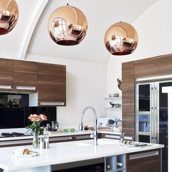 25 Fabulous Interior Designs with Cooper Details | Interiores