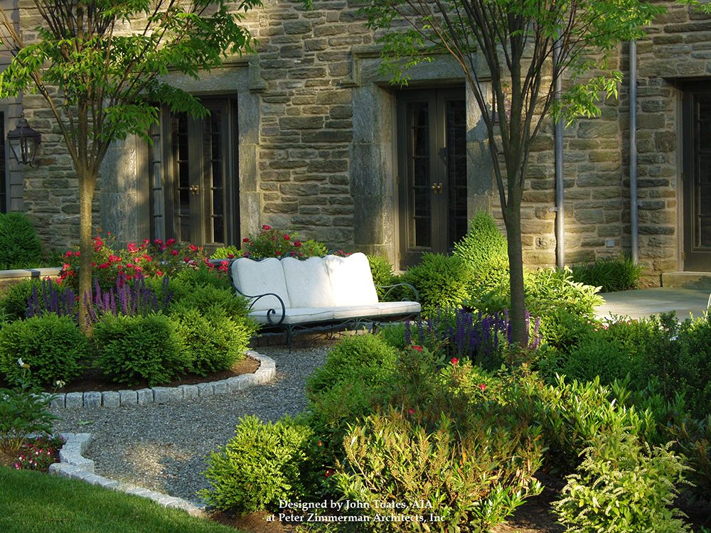 John Toates Architecture And Design English Main Line Estate Addition And Renovations Bryn Mawr Pa Landscape Landscape Design Landscape Services