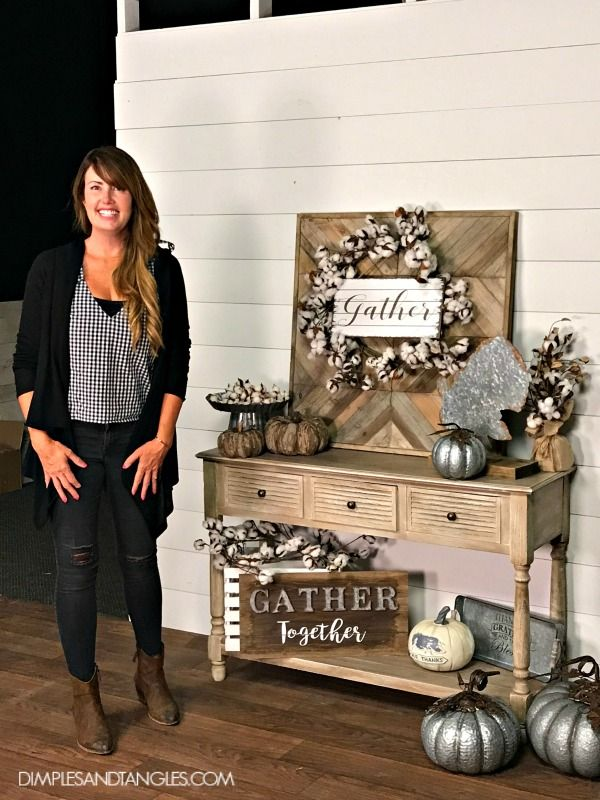 Hobby Lobby Christmas Decorating Ideas.My 45 Seconds Of Fame With Hobby Lobby Thanksgiving Fall