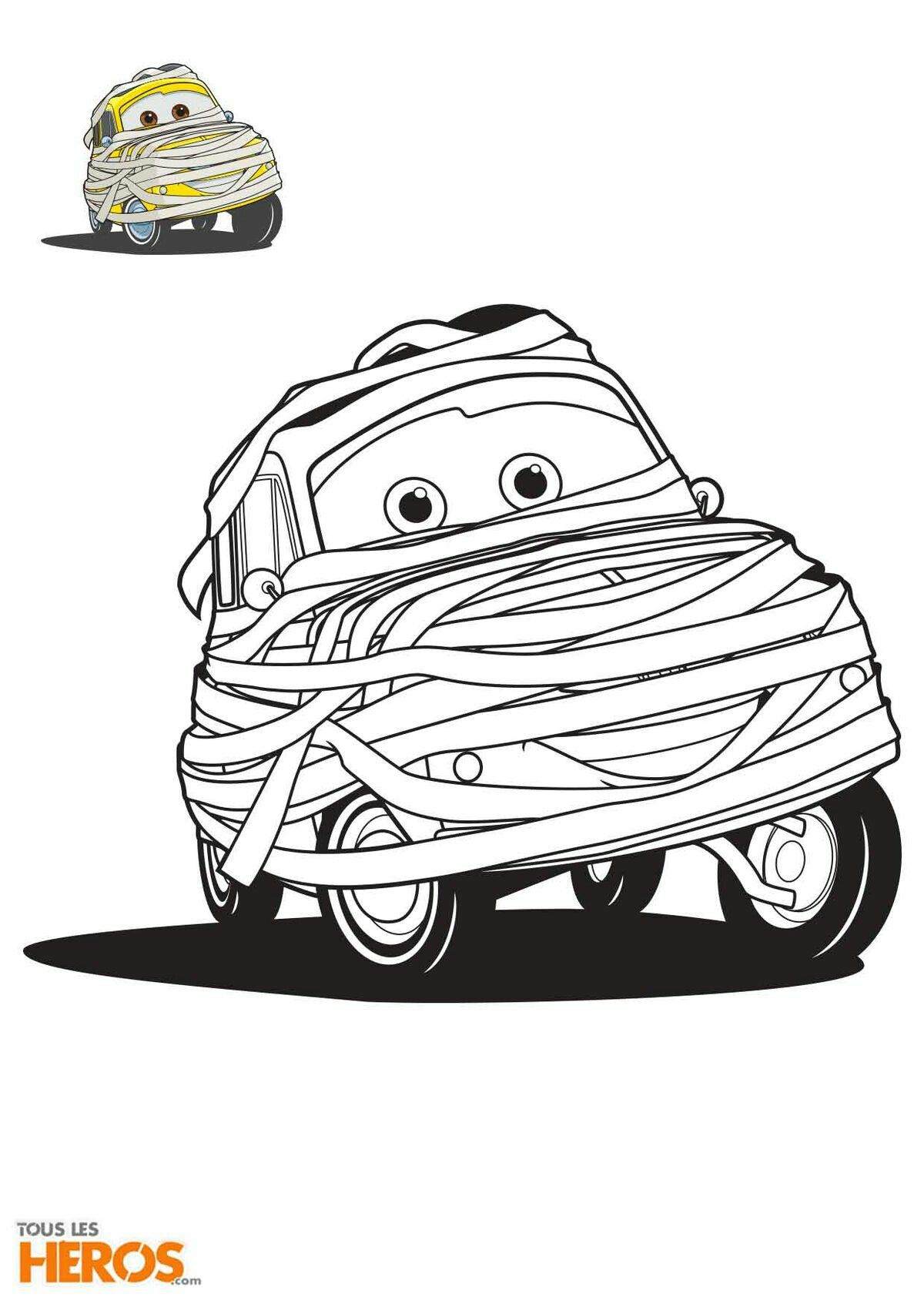 Pin By Julie Brossard On Cars Disney Pixar Cars Coloring Pages Halloween Coloring Sheets Halloween Coloring Pages Printable [ 1697 x 1200 Pixel ]