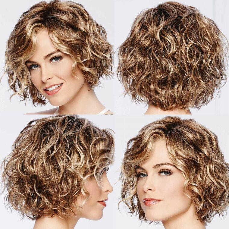 Cortes de pelo para cabello rizado según la forma de tu rostro #cabello #para #…  – Peinados
