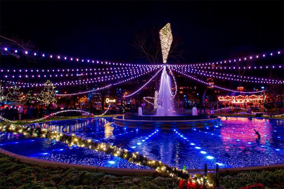 Christmas Light Shows Near Me These aren\'t your average neighborhood ...