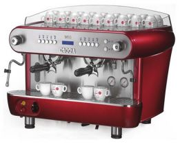 What a beauty from London Espresso - Gaggia Deco 2 Group Coffee Machine