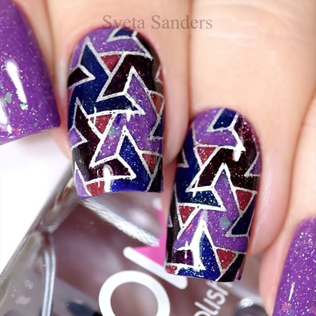"18.6k Likes, 195 Comments - Sveta Sanders (@sveta_sanders) on Instagram: ""#videoTutorial  Around nails: #liquidPalisade by @kiesque  Средство для защиты кутикулы Liquid…"""