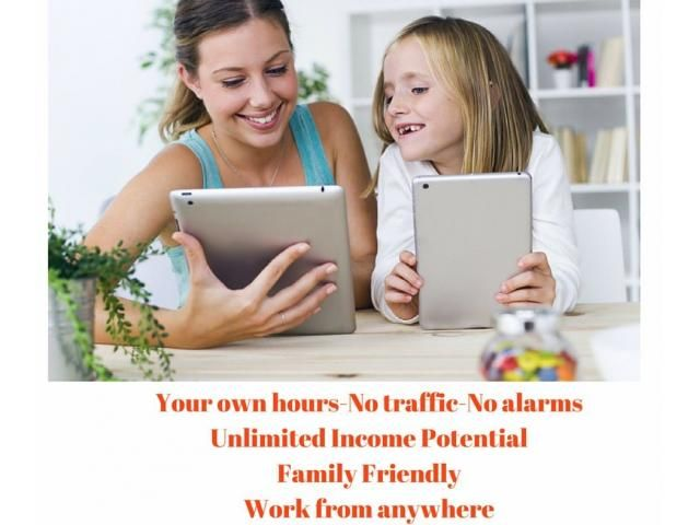 Fancy working from home? Online/Rewardin... is listed For
