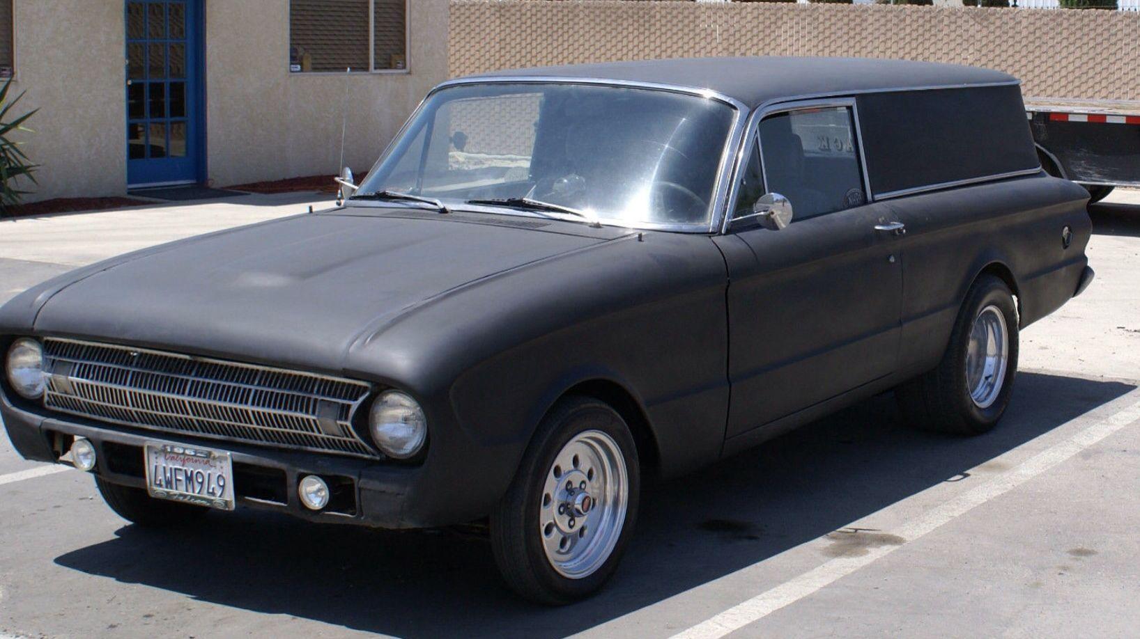 Ford Falcon Delivery wagon
