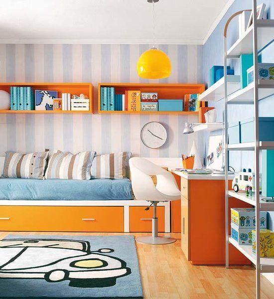 Su habitación pide un cambio ¿verdad? Hay que olvidarse de la decoración infantil; se impone un ambiente juvenil y cómodo. Averigua lo que cuesta un dormitorio con una cama todoterreno y una amplia...