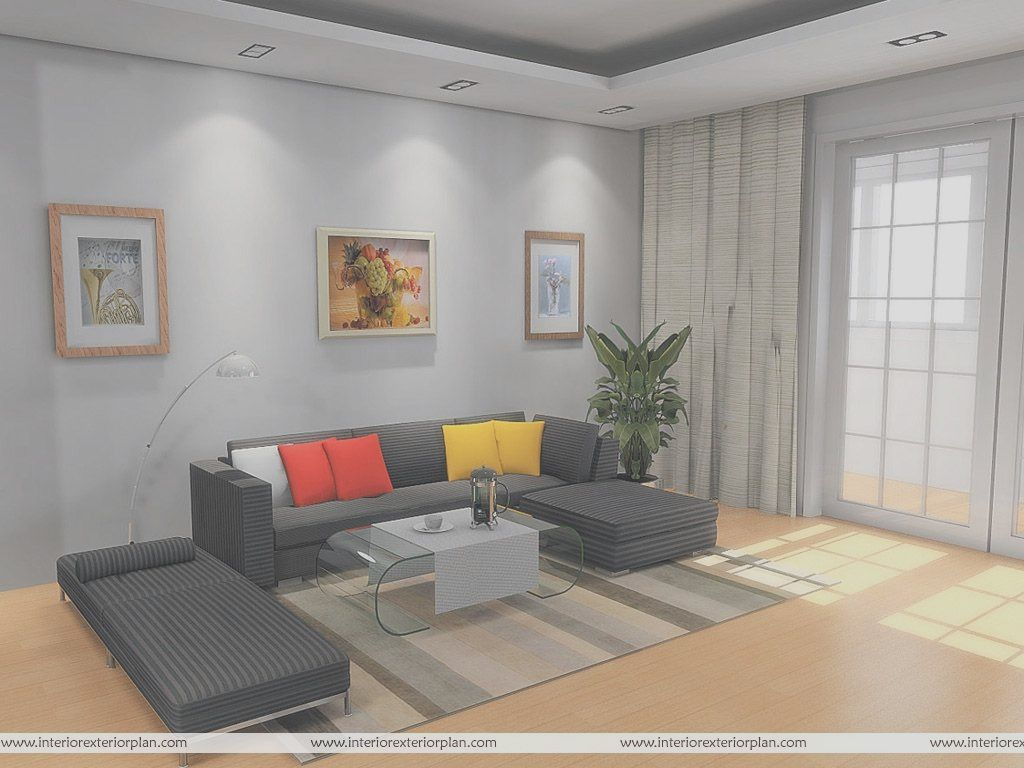 35 Beautiful Modern Interior Design For Living Room In