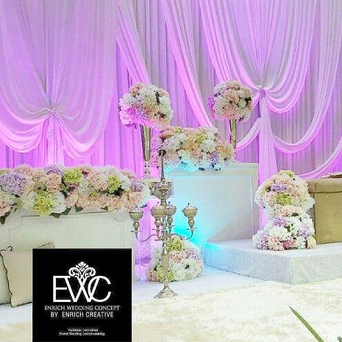 Pelamin By Enrichwedding Pelamin By Enrich Wedding Pinterest