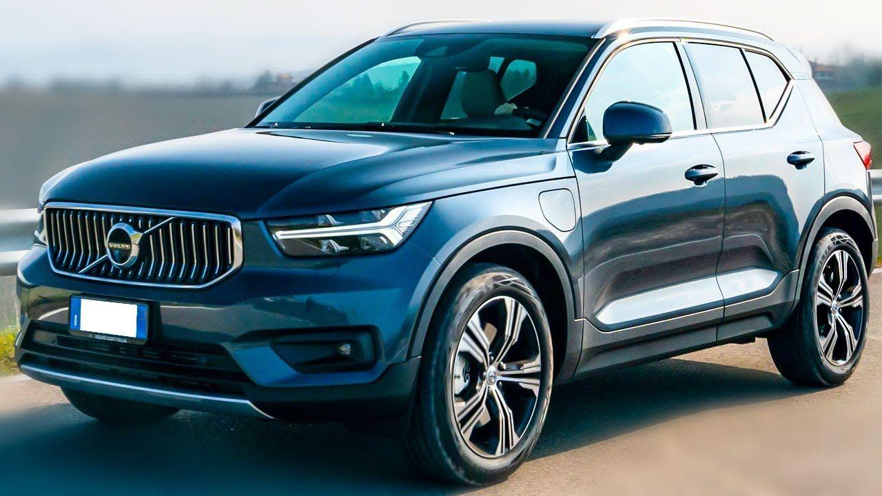 2021 Volvo Xc40 T5 Plug In Hybrid Inscription Denim Blue Full Review In 2020 Volvo Auto Engine