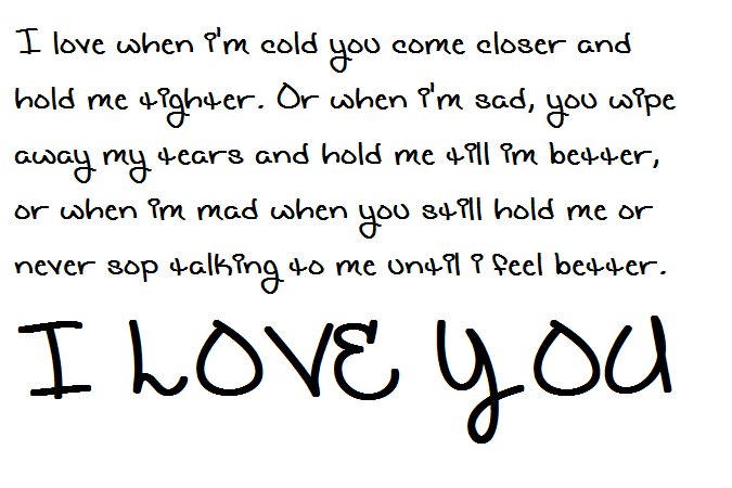 Love Letters To Your Boyfriend  Letter To Boyfriend On Tumblr
