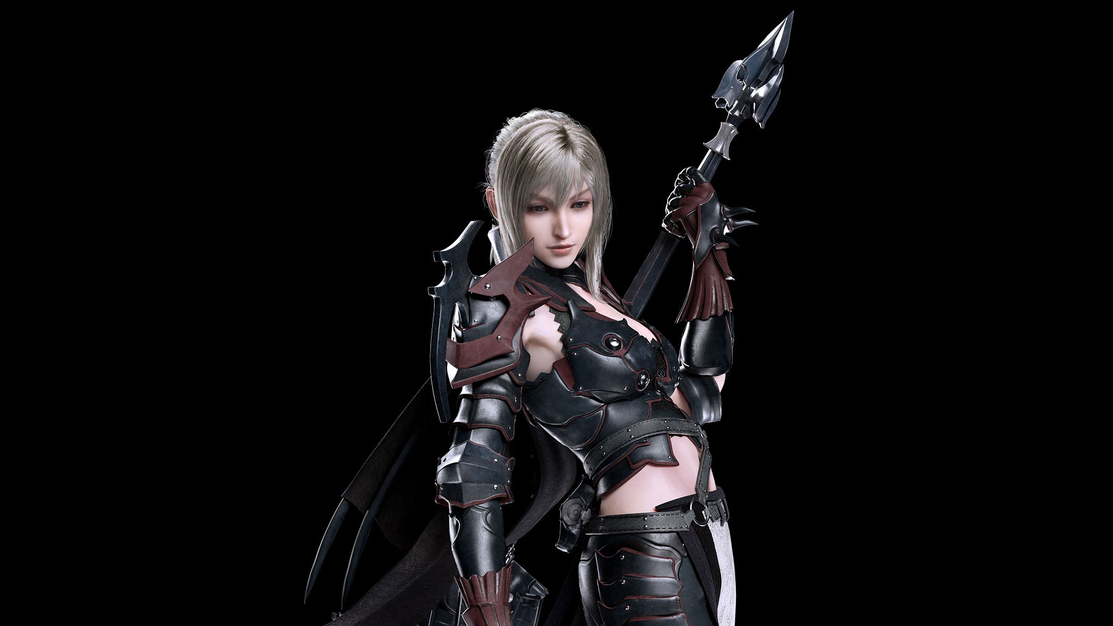 Aranea Highwind Final Fantasy Xv 3840x2160 Wallpaper Final Fantasy Xv Final Fantasy Fantasy