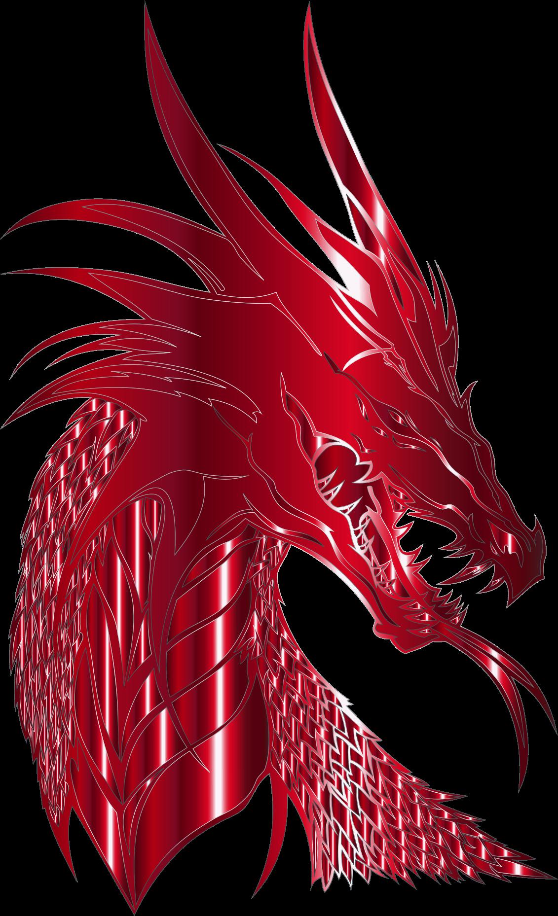 Red Dragon Dragon Head Drawing Dragon Head Tattoo Dragon Tattoo Images