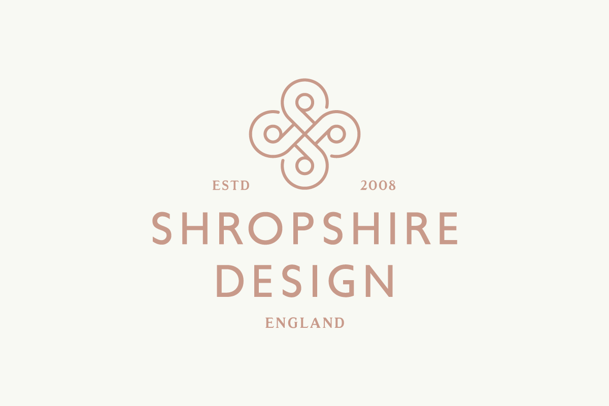 alan cheetham logo design for a high end home decor outlet based