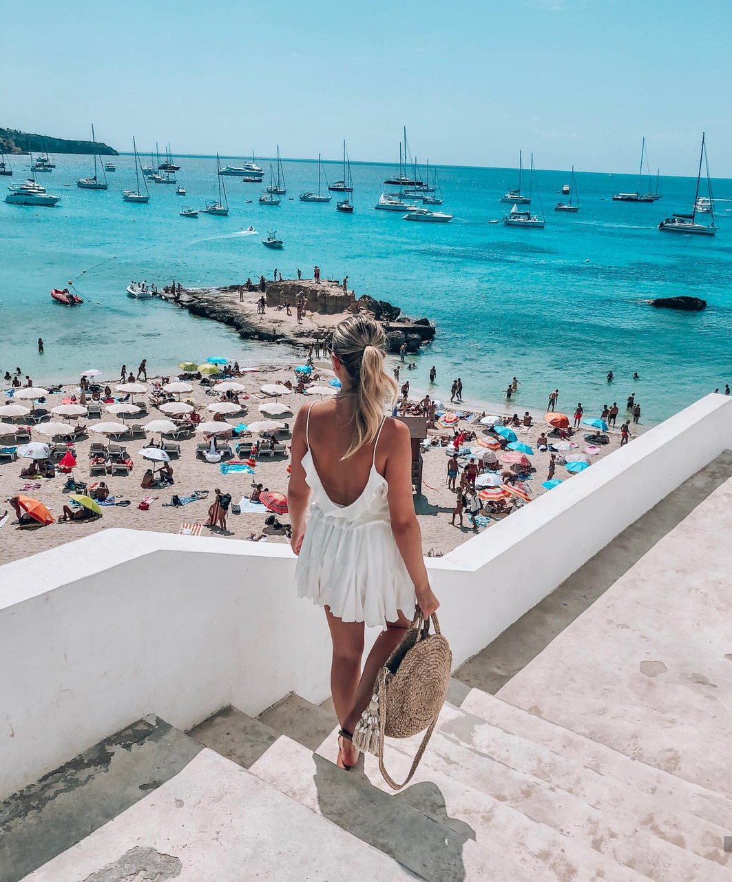 Ibiza Fashion In 2020 Ibiza Travel Ibiza Beaches Girls Ibiza Fashion