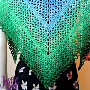 47 Crochet Prayer Shawls + Some Tutorials   crochet apparel