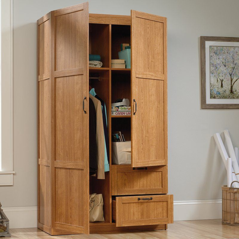 Lee Storage Cabinet Reviews Joss Main Wardrobe Storage Cabinet Wooden Wardrobe Wardrobe Armoire