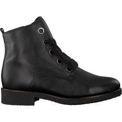 Gabor laceup boots 705 black women GaborGabor