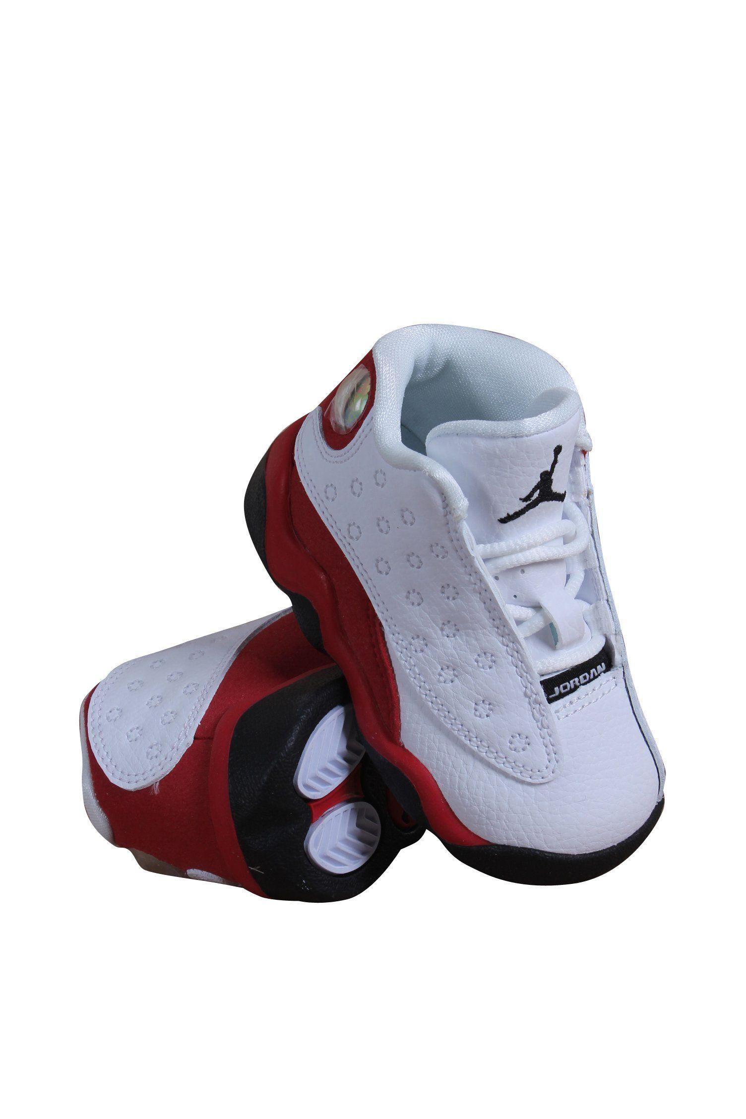 fef2cc51c9d1 Jordan 414581-122 Air Jordan Retro 13 OG Mid Infant Toddler