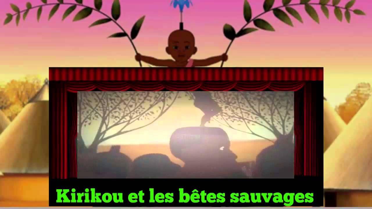 Kirikou Et Les B黎es Sauvages Film Complet Vf