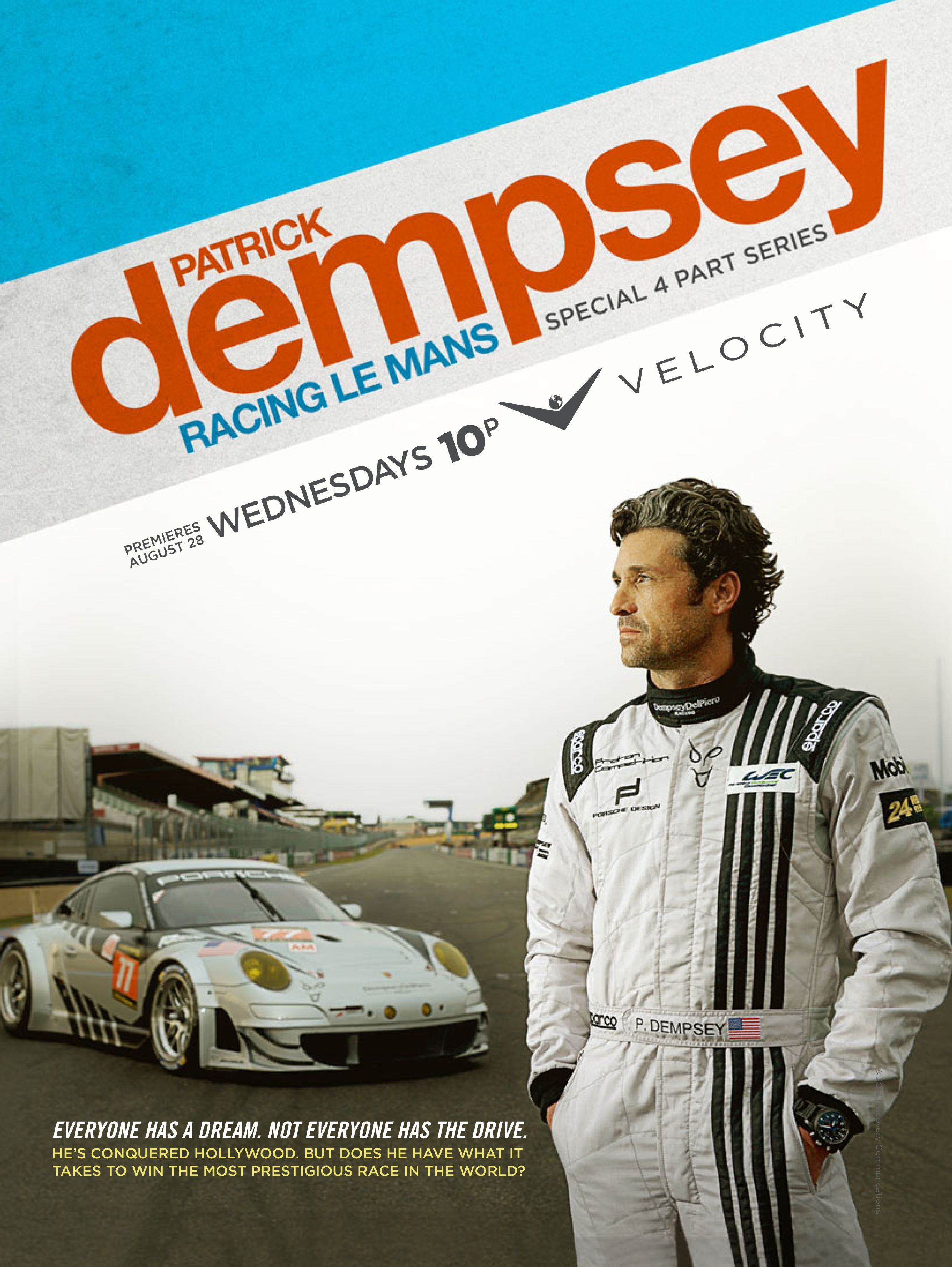 Official Site Rides Patrick Dempsey Patrick Dempsey Racing Sports