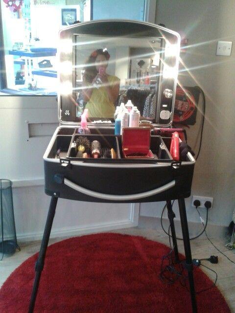 Taunton Mobile Hairdresser Business Mobile Hair