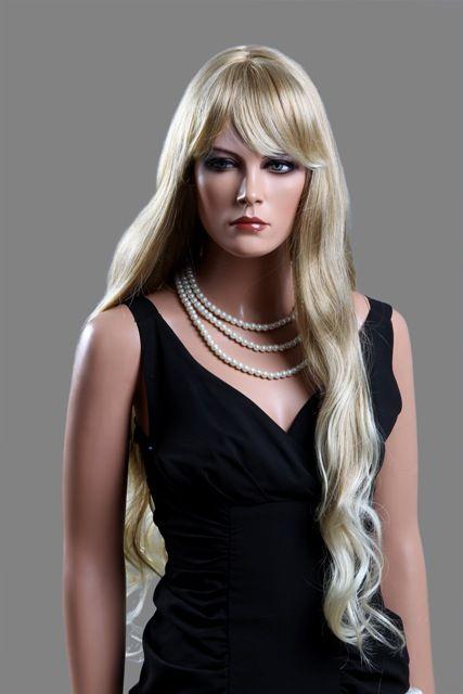 ZL856-4T30 PELUCA LARGA RIZADA CASTAÑA | Wig hairstyles
