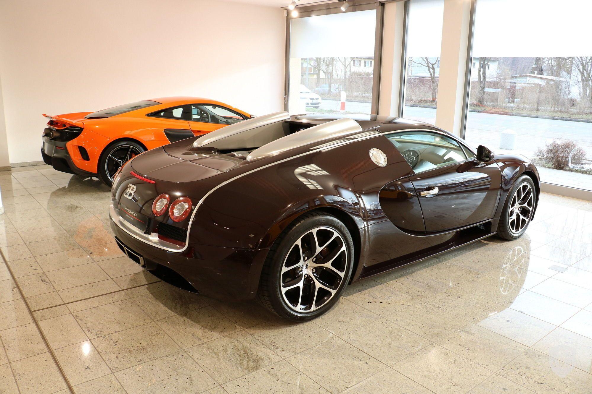2014 bugatti veyron in haar munich germany for sale on