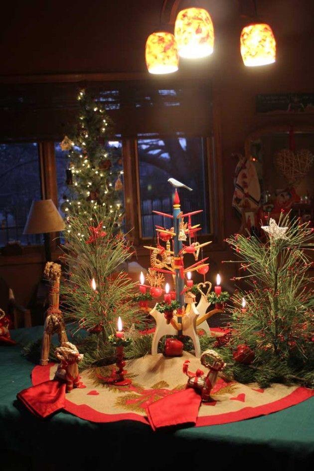 Swedish Christmas Decor - Swedish Christmas Decor SCANDINAVIA - SWEDEN, NORWAY, DENMARK