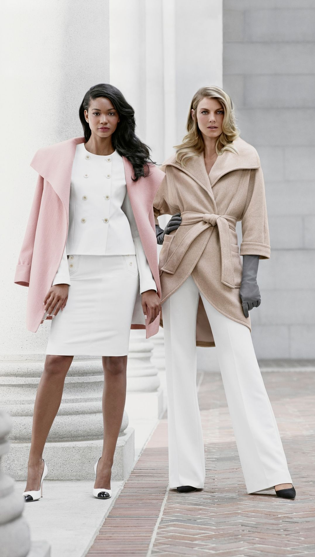 d4b6273b coats from the limited scandal collection   outfits   Fashion ...